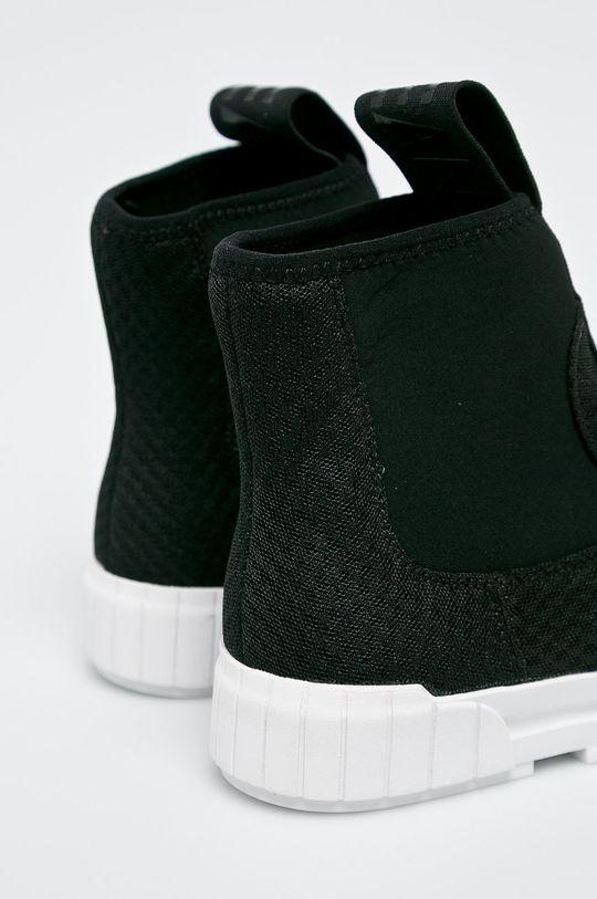 Calvin Klein Jeans - Botki Cholewka: Materiał syntetyczny, Materiał tekstylny Wnętrze: Materiał tekstylny Podeszwa: Materiał syntetyczny