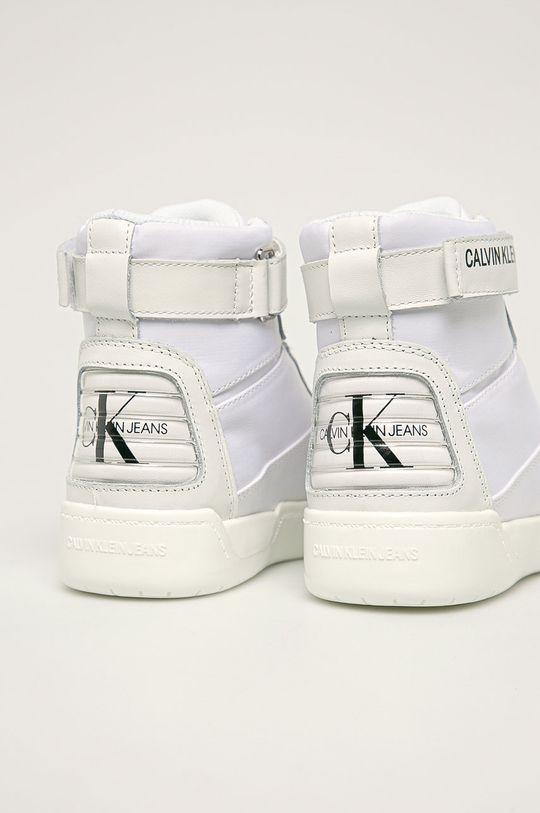 Calvin Klein Jeans - Nízké kozačky Nelda Svršek: Umělá hmota, Textilní materiál, Přírodní kůže Vnitřek: Umělá hmota, Textilní materiál Podrážka: Umělá hmota