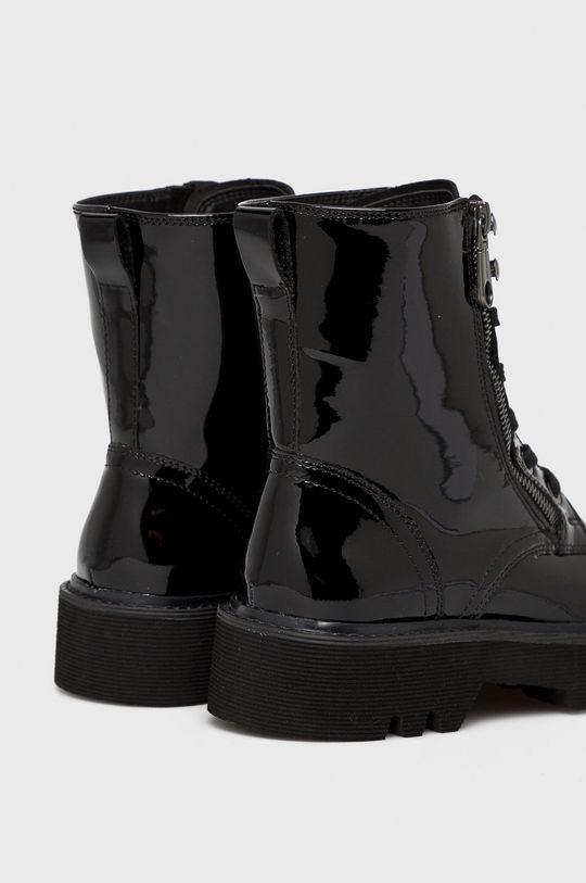 Calvin Klein Jeans - Botki Diahne czarny