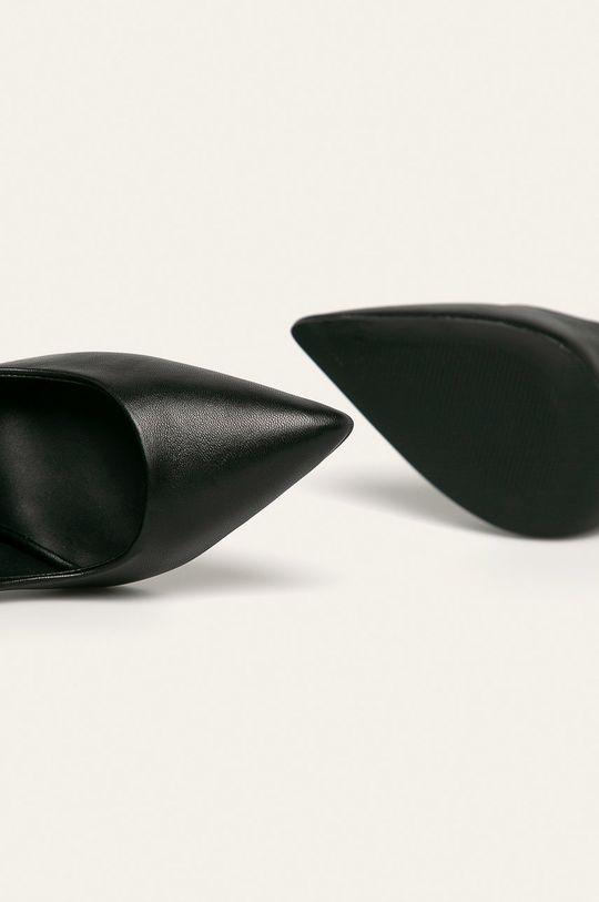čierna Steve Madden - Kožené ihličky