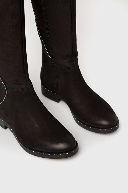 CheBello - Cizme negru
