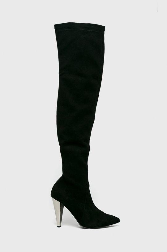negru Solo Femme - Cizme De femei