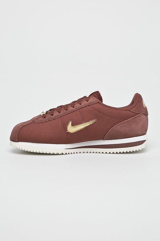 Nike - Boty Cortez Basic Jewel 1 Svršek: Textilní materiál, Semišová kůže Vnitřek: Textilní materiál Podrážka: Umělá hmota