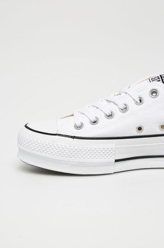 biały Converse - Tenisówki Chuck Taylor