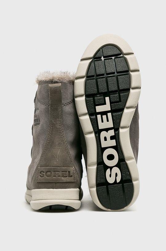Sorel - Śniegowce Explorer Joan szary
