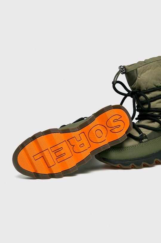 Sorel - Čižmy Kinetic Boot zelená