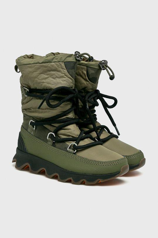 Sorel - Čižmy Kinetic Boot <p>Zvršok: Syntetická látka, Textil Vnútro: Textil Podrážka: Syntetická látka</p>
