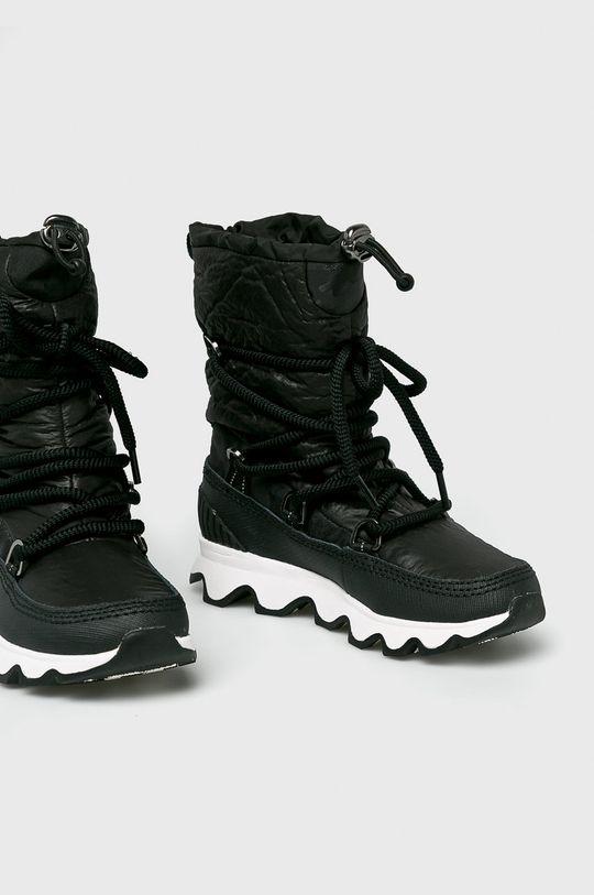 Sorel - Nízké kozačky Kinetic Boot černá
