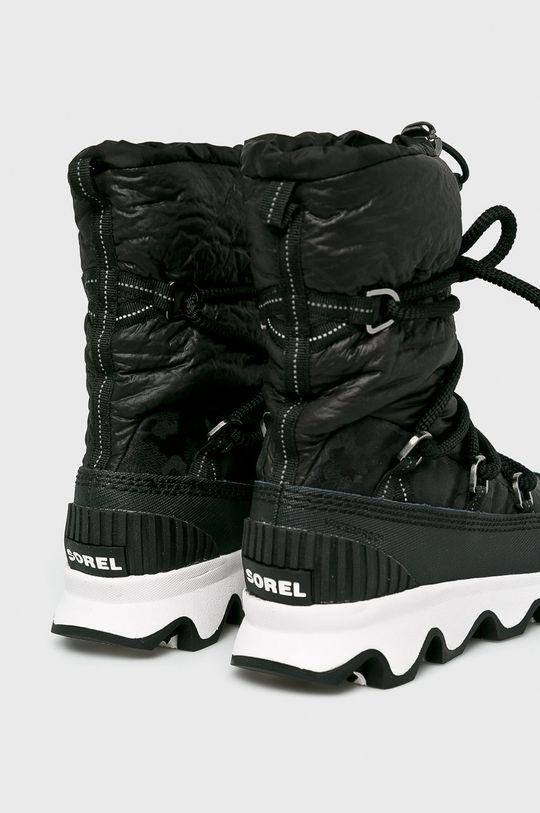 černá Sorel - Nízké kozačky Kinetic Boot