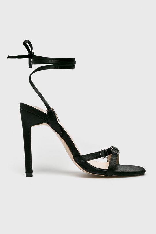 negru Public Desire - Sandale De femei