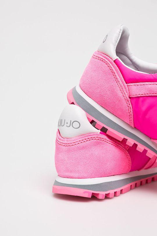 Liu Jo - Cipő Alexa-Running  Szár: textil, természetes bőr Belseje: textil Talp: szintetikus anyag