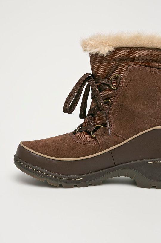 Sorel - Cizme de iarna Torino Gamba: Piele naturala, Material textil Interiorul: Material textil Talpa: Material sintetic