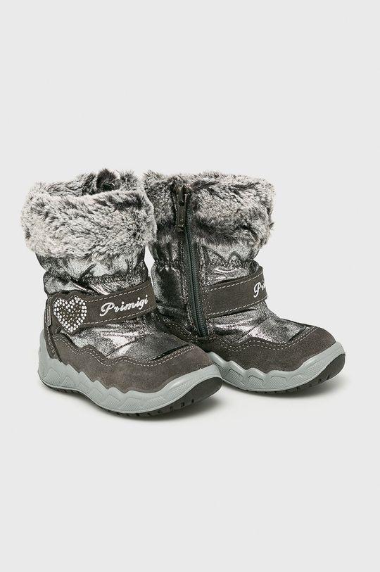 šedá Primigi - Dětské boty