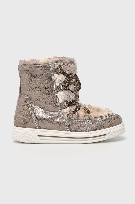 zlatá Primigi - Dětské boty Dívčí