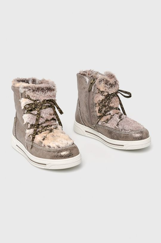 Primigi - Dětské boty zlatá