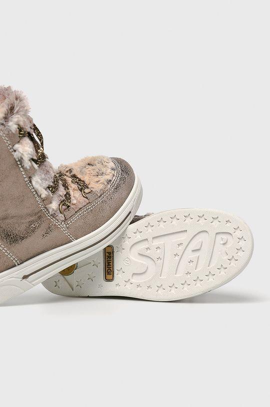 zlatá Primigi - Dětské boty