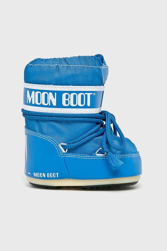albastru Moon Boot - Cizme de iarna copii De fete