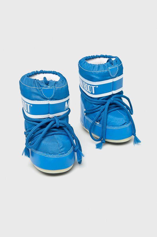 Moon Boot - Cizme de iarna copii albastru