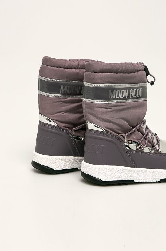 Moon Boot - Detské snehule Soft  Zvršok: Syntetická látka, Textil Vnútro: Textil Podrážka: Syntetická látka