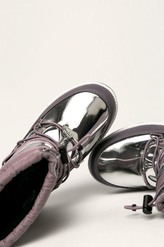 fialová Moon Boot - Detské snehule Soft