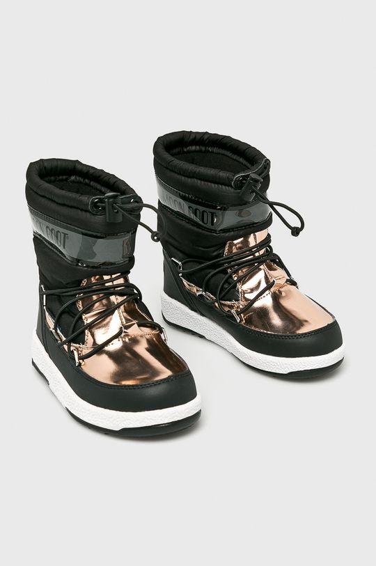 Moon Boot - Detské topánky čierna