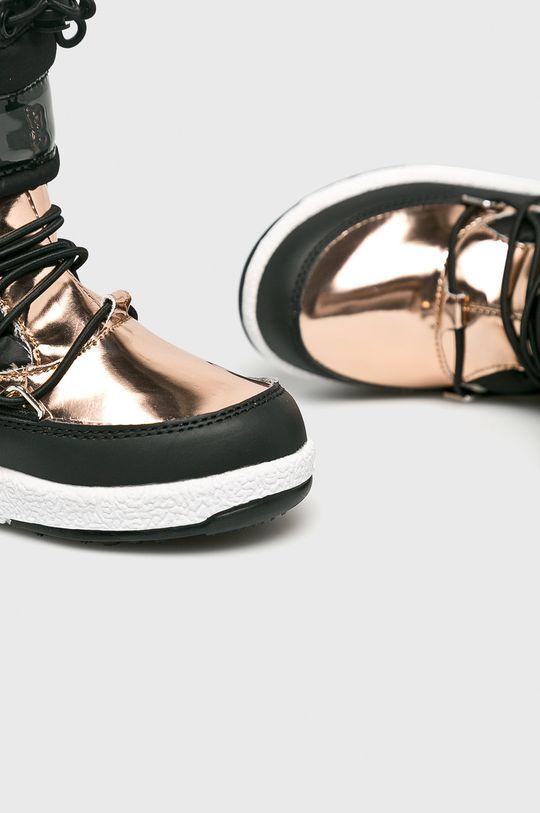 Moon Boot - Detské topánky  Zvršok: Syntetická látka, Textil Vnútro: Textil Podrážka: Syntetická látka