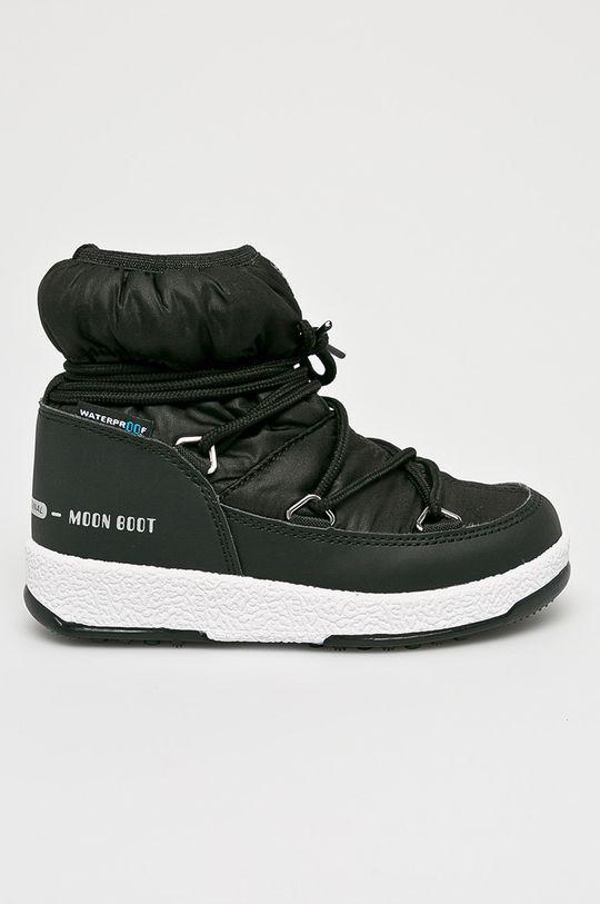 černá Moon Boot - Dětské boty Dívčí