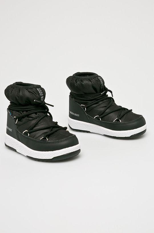 Moon Boot - Dětské boty černá