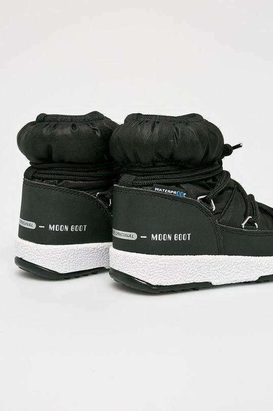 Moon Boot - Dětské boty Svršek: Textilní materiál, Umělá hmota Vnitřek: Textilní materiál Podrážka: Umělá hmota