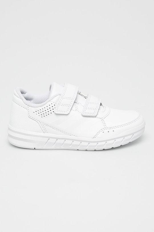biela adidas Performance - Detské topánky AltaSport Dievčenský