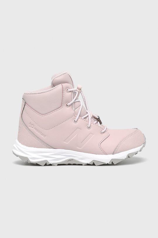 roz New Balance - Pantofi copii KH800PKY De fete