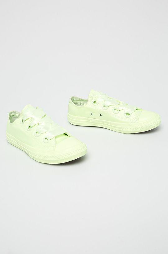 Converse - Tenisi copii galben – verde