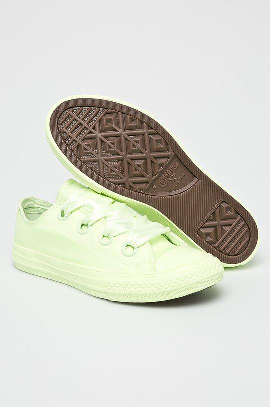 galben – verde Converse - Tenisi copii