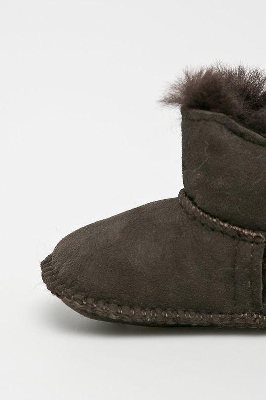 Emu Australia - Dětské boty Baby Bootie Svršek: Přírodní kůže Vnitřek: Vlna Podrážka: Přírodní kůže