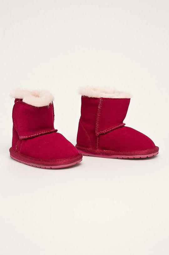 Emu Australia - Zimné topánky B10737 fuksia