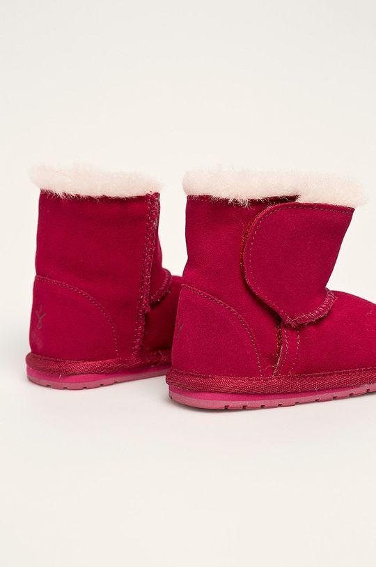 Emu Australia - Zimné topánky B10737  Zvršok: Prírodná koža Vnútro: Merino vlna Podrážka: Syntetická látka
