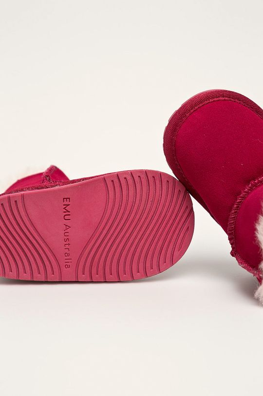 fuksia Emu Australia - Zimné topánky B10737