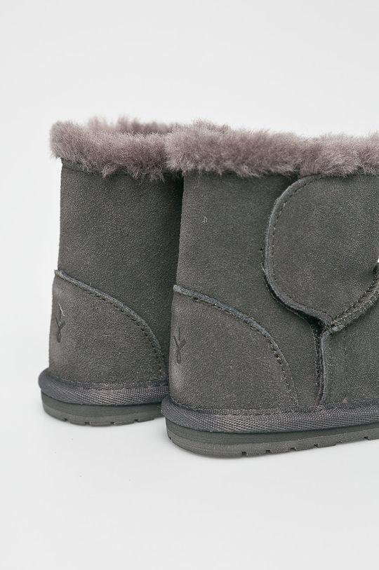 Emu Australia - Śniegowce dziecięce Toddle Cholewka: Skóra naturalna, Wnętrze: Wełna merynosów, Podeszwa: Materiał syntetyczny