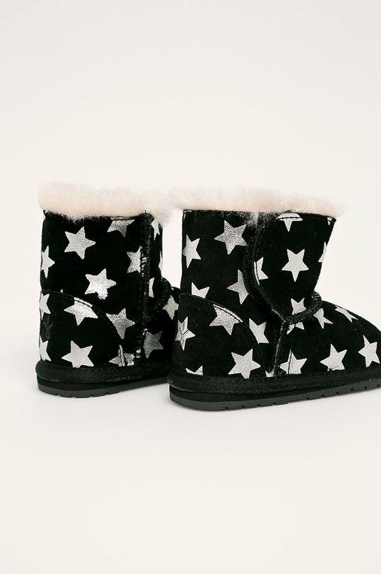 Emu Australia - Zimné topánky B11857  Zvršok: Semišová koža Vnútro: Merino vlna Podrážka: Syntetická látka