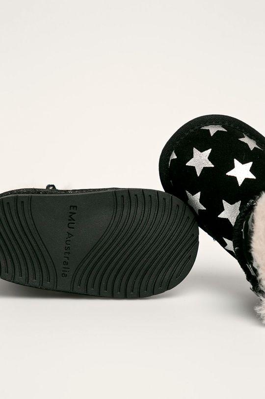 čierna Emu Australia - Zimné topánky B11857
