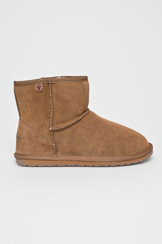 maro Emu Australia - Pantofi Wallaby Mini Teens De copii