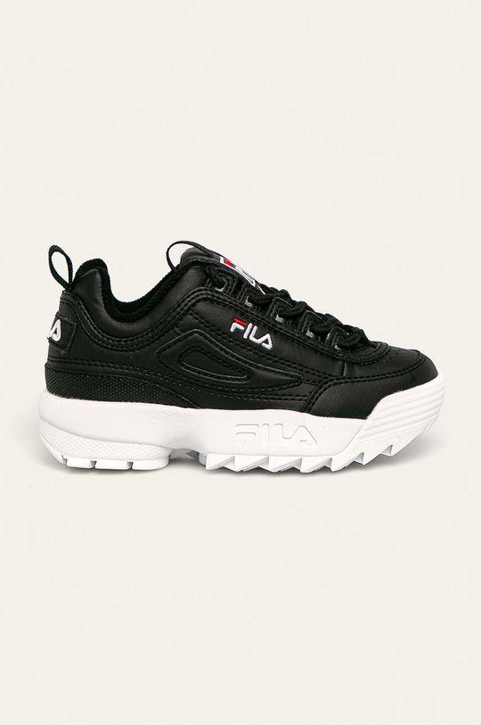 negru Fila - Pantofi De copii