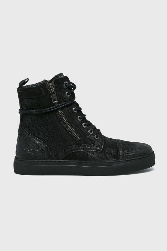 černá Pepe Jeans - Boty Pánský