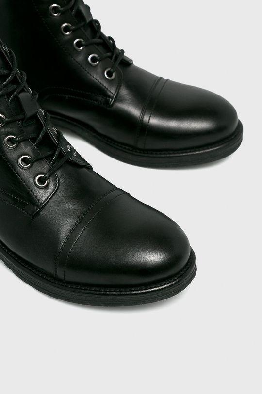 Pepe Jeans - Boty černá