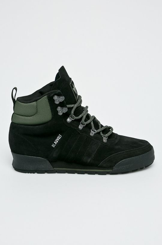 čierna adidas Originals - Topánky Jake Boot 2.0 Pánsky