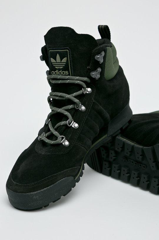 čierna adidas Originals - Topánky Jake Boot 2.0