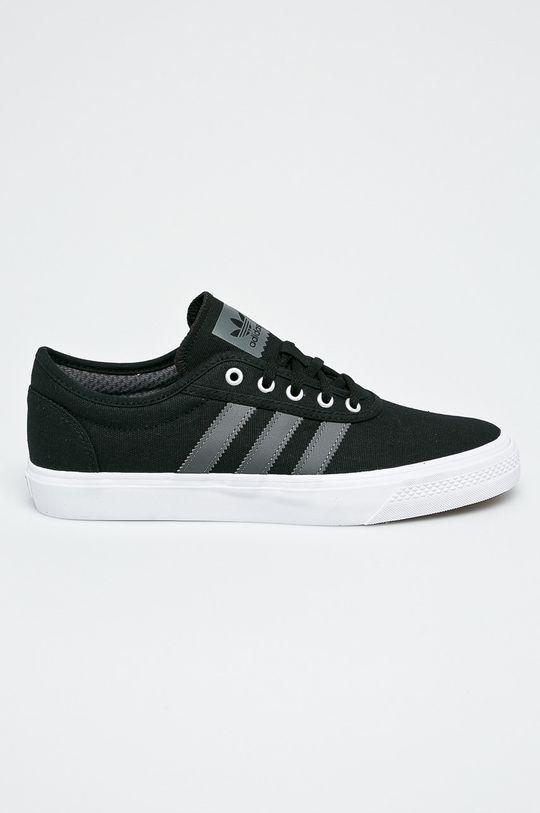čierna adidas Originals - Tenisky Adi-Ease Pánsky