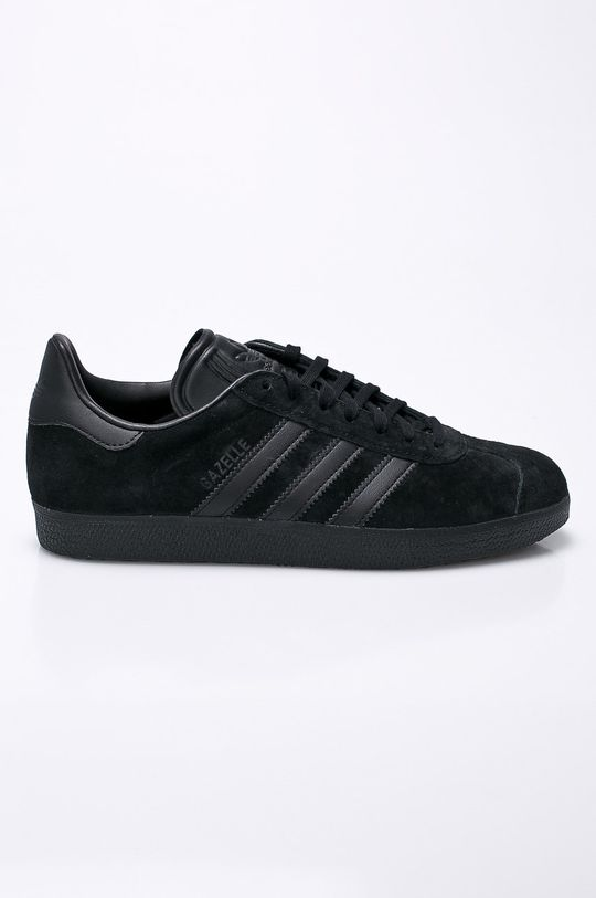 czarny adidas Originals - Buty Gazelle Męski