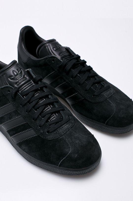 adidas Originals - Buty Gazelle <p>Cholewka: Skóra naturalna Wnętrze: Materiał syntetyczny Podeszwa: Materiał syntetyczny</p>