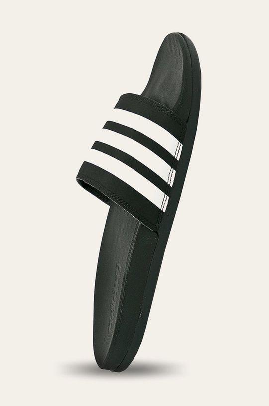 černá adidas Performance - Pantofle